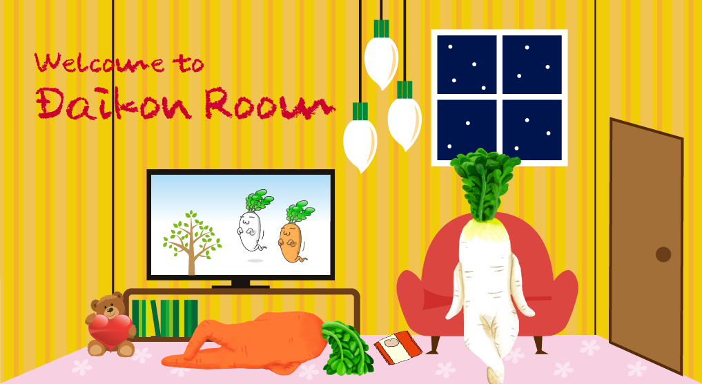 Welcom Daikon Room